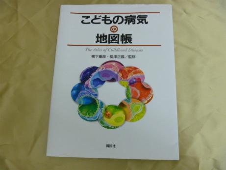 こどもの病気の地図帳 (地図帳・ナース)
