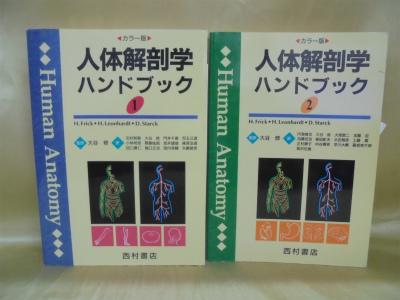 人体解剖学ハンドブック